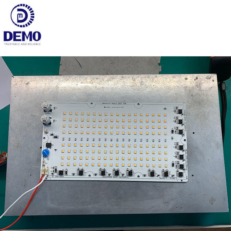 SCR Dimmable 70W DOB Quantum Board For Horticulture Lights