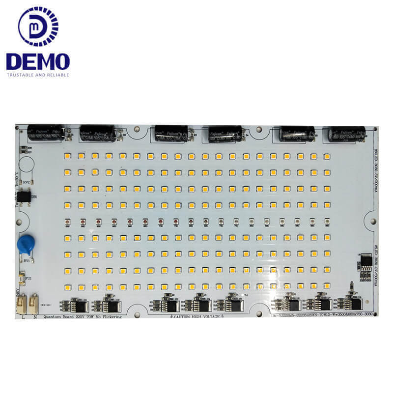 Non-flickering 70W DOB AC LED Module For Horticulture Lights