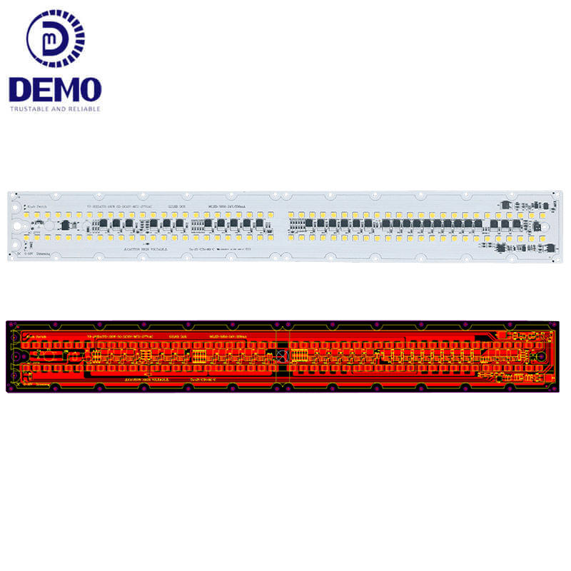 10 Years Warranty 180lm/W 0-10V Dimmable 277V 100W AC DOB LED Light Engine For Linear Lights