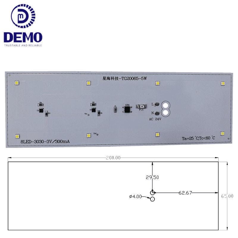 24V AC DOB LED Module For Low Voltage Lights