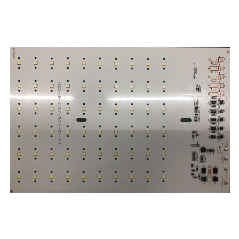 DOB LED module for solar LED streetlight