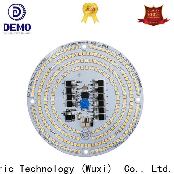 Demo 140w led grow light module long-term-use for Lawn Lamp