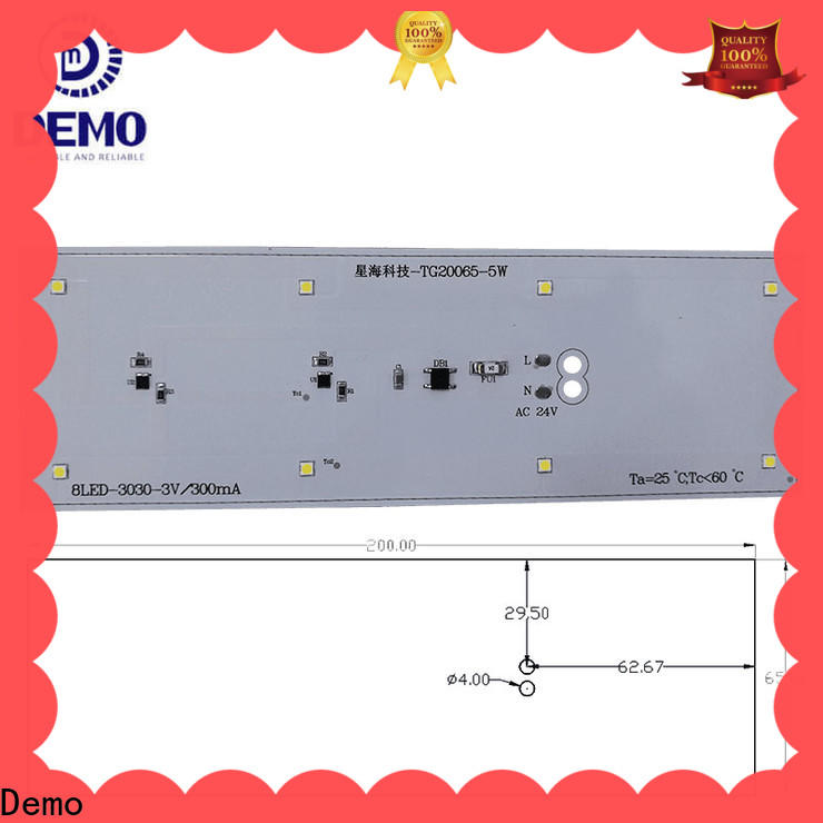 Demo lights led module manufacturers experts for Mining Lamp