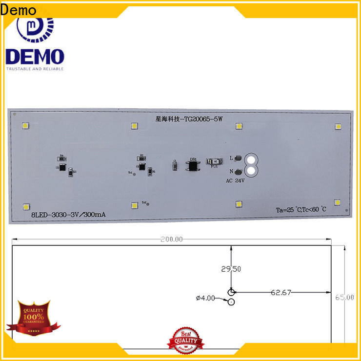 Demo first-rate circular led module owner for Mining Lamp
