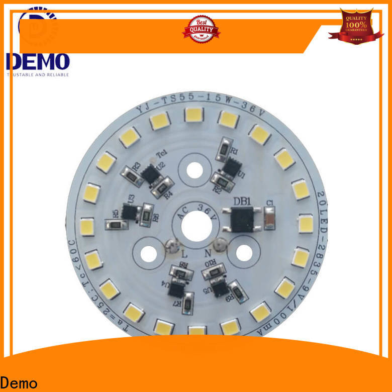 Demo affordable circular led module widely-use for Floodlights
