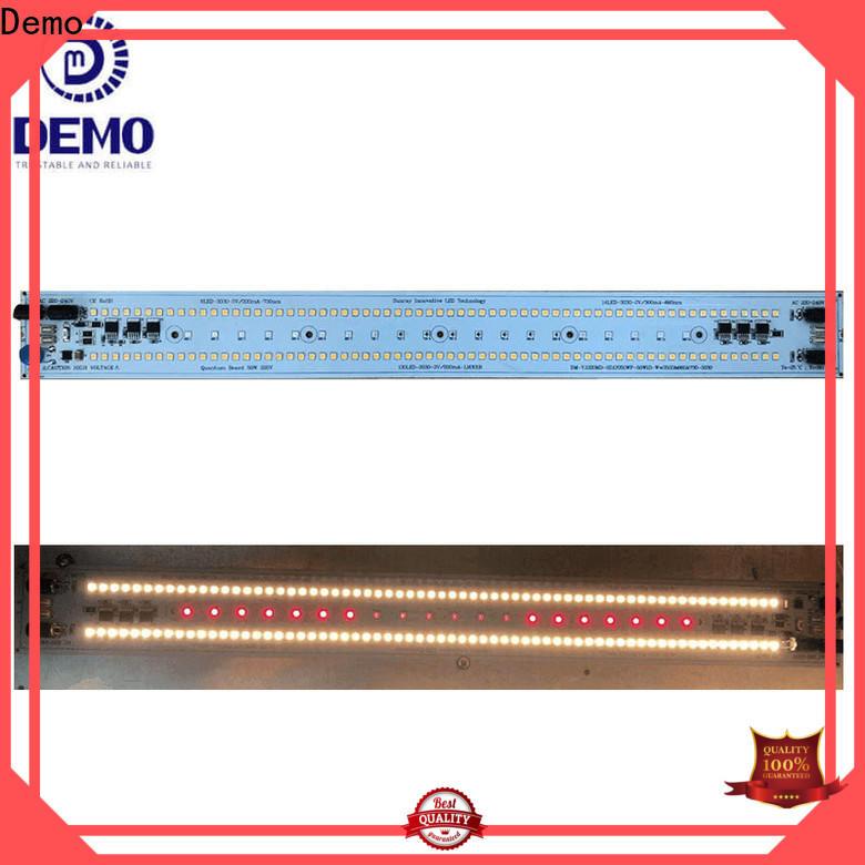 Demo quality led grow light module bulk production for Solar Street Lamp