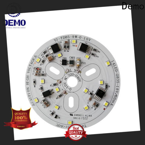 advanced led module lights dual bulk production for Lawn Lamp