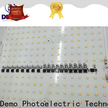 Demo quality quantum board at discount for Lawn Lamp