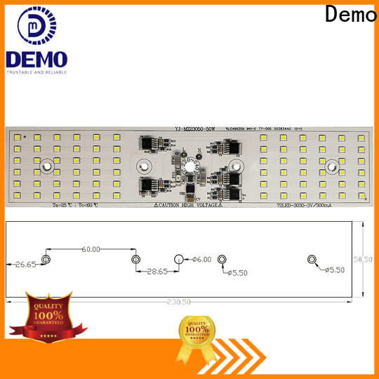 Demo dimmable led modules factory long-term-use for Mining Lamp