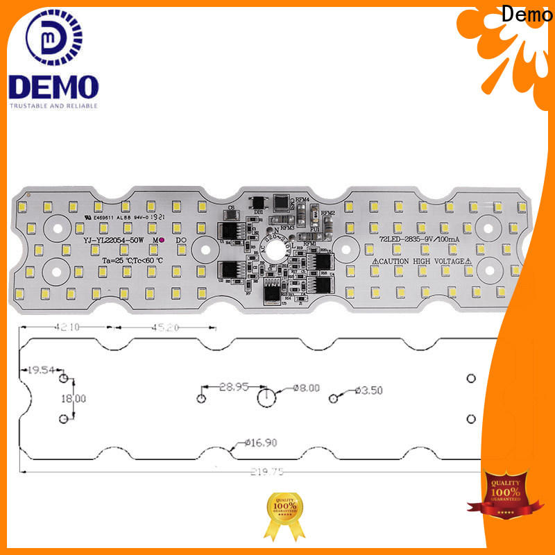 Demo dob led modules factory experts for Forklift Lamp