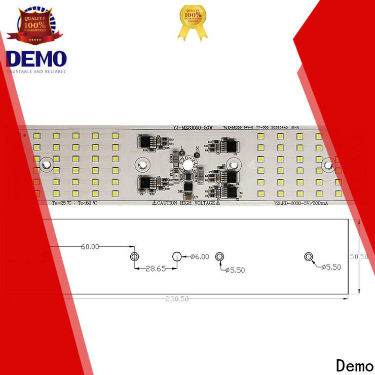 stable led modules factory led package for Lawn Lamp
