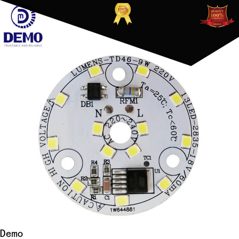 Demo highbay waterproof led module experts for T-Bulb