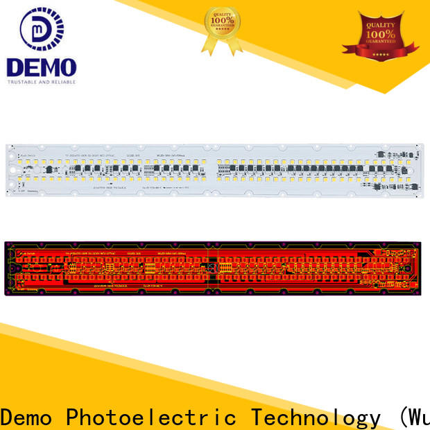 durable waterproof led module explosionproof supplier for Solar Street Lamp