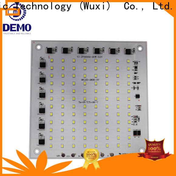 Demo streetlights led module street light bulk production for Floodlights