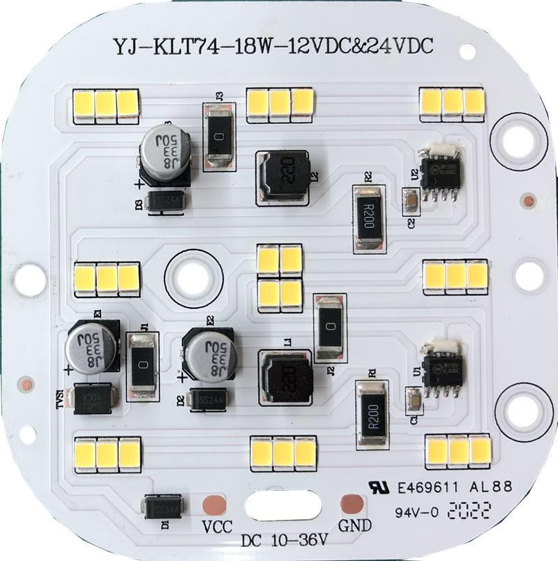 Constant Current Low Voltage DOB LED Module
