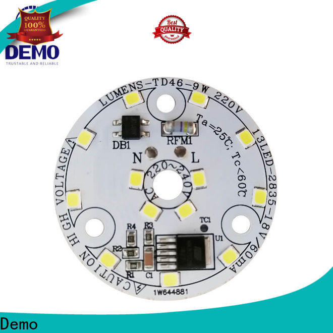 Demo exquisite led modules factory manufacturers for Solar Street Lamp