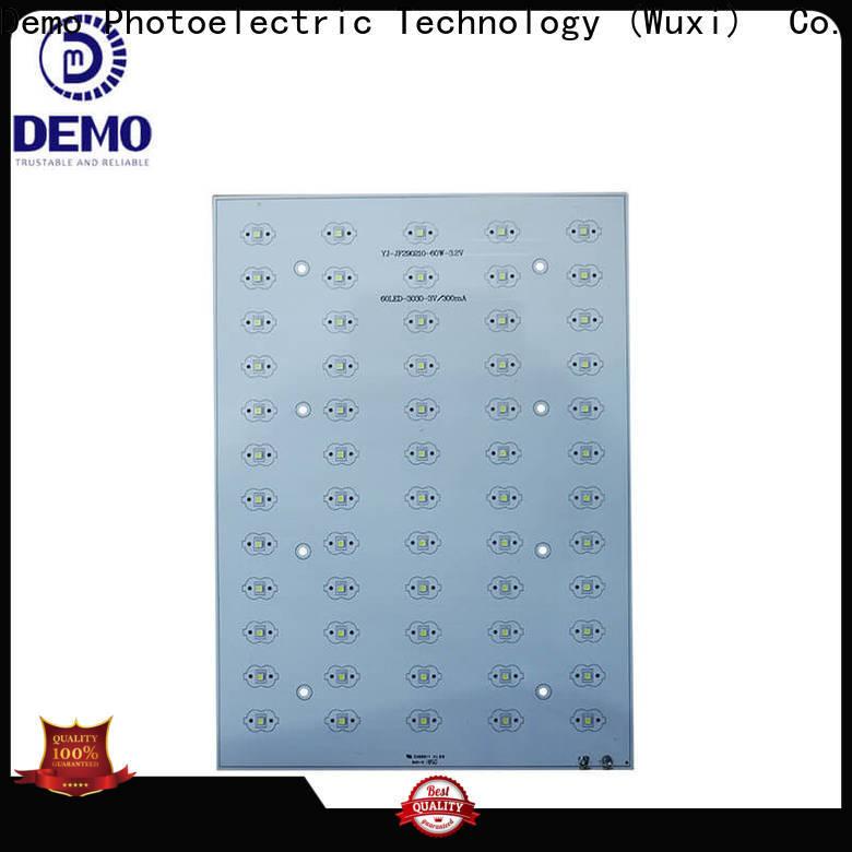Demo led solar light module free design for Solar Street Lamp