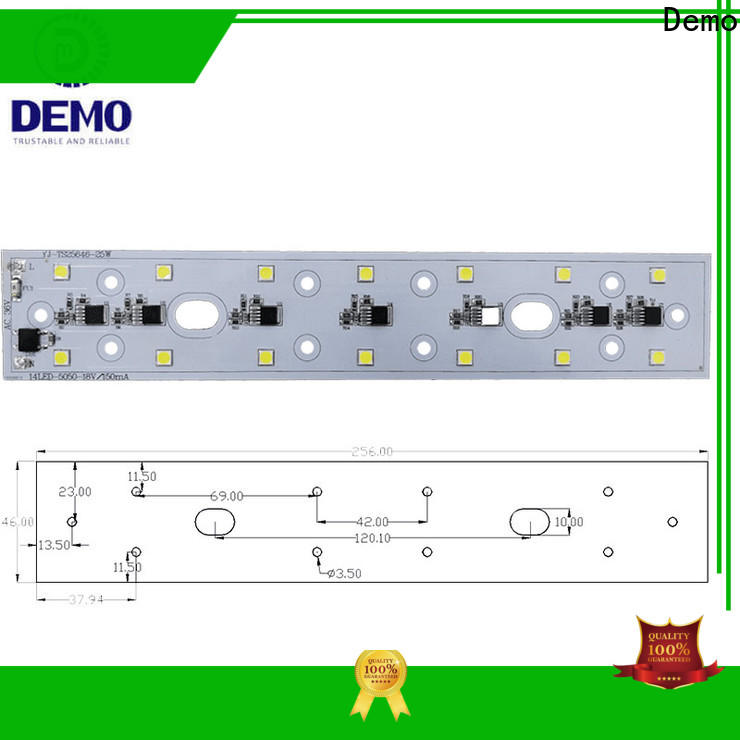 first-rate circular led module ac assurance for Solar Street Lamp