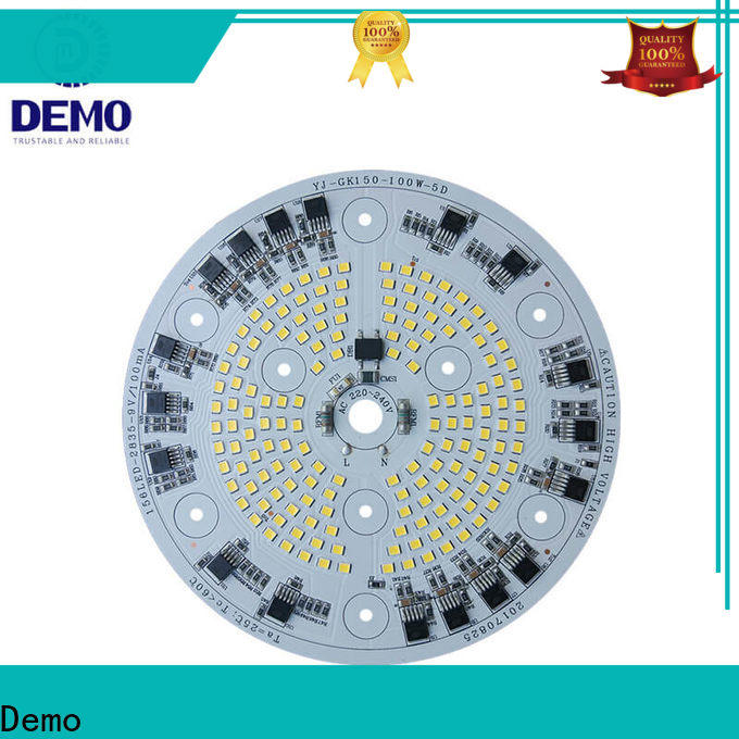 Demo reliable 12v led light modules package for Mining Lamp