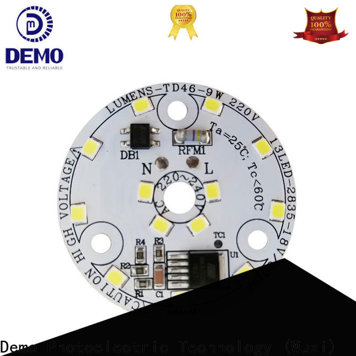 Demo years round led module supplier for Solar Street Lamp