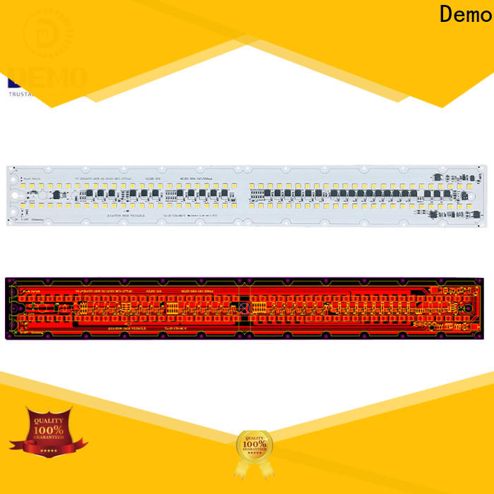Demo exquisite led modules factory widely-use for Lawn Lamp