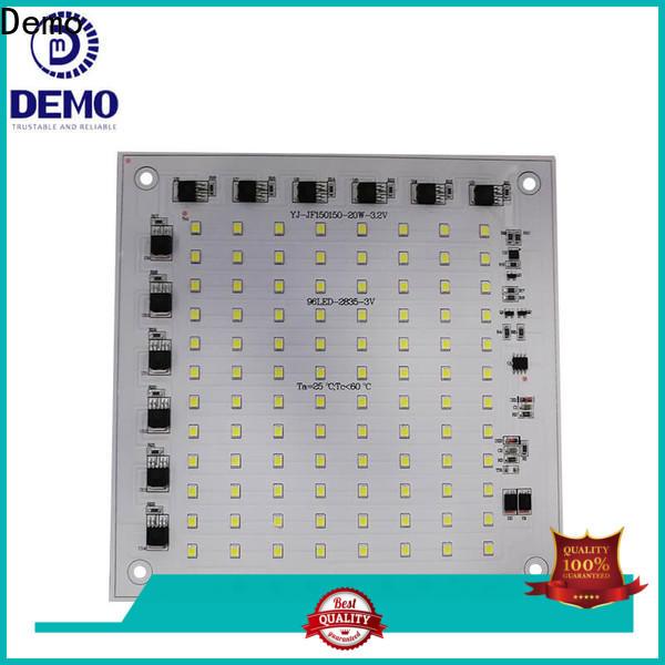 Demo best led module street light from manufacturer for bulb
