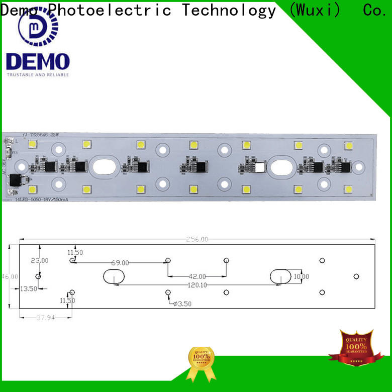 Demo first-rate circular led module manufacturers for T-Bulb