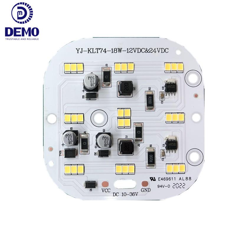 18W 10-36V DC DOB LED Module For Low Voltage Lights