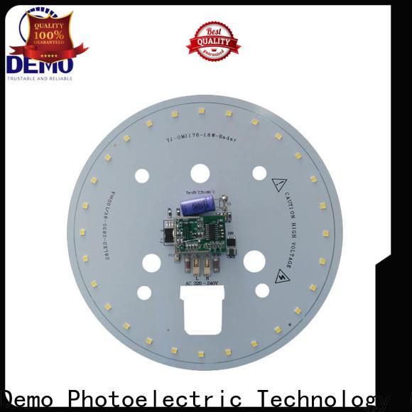 Demo dual led engine free design for Floodlights