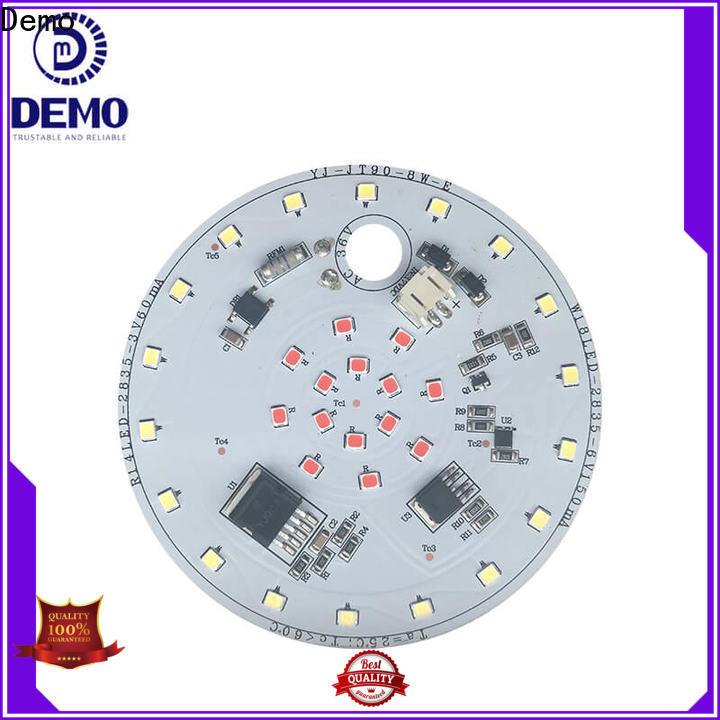 Demo high-quality 5w led module free design for Solar Street Lamp