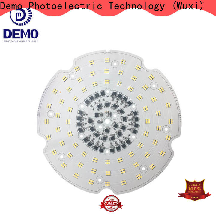 Demo superior round led module types for Solar Street Lamp