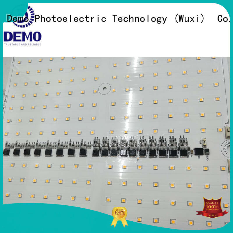 Demo 140w quantum board factory price for Floodlights