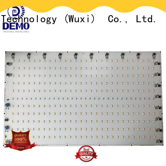 Demo reliable led grow light module factory price for T-Bulb