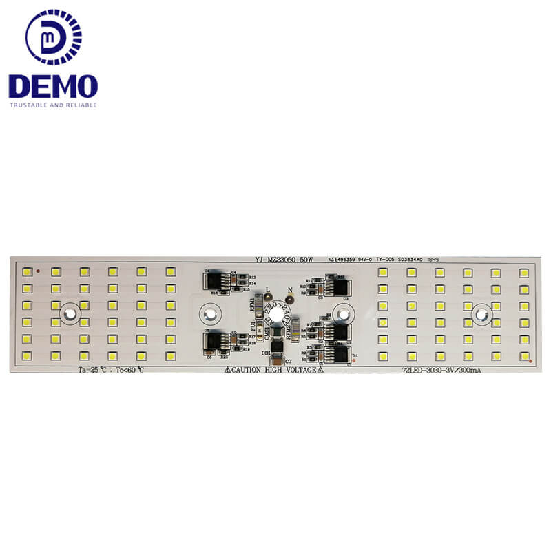 Demo exquisite round led module manufacturers for Lawn Lamp-2