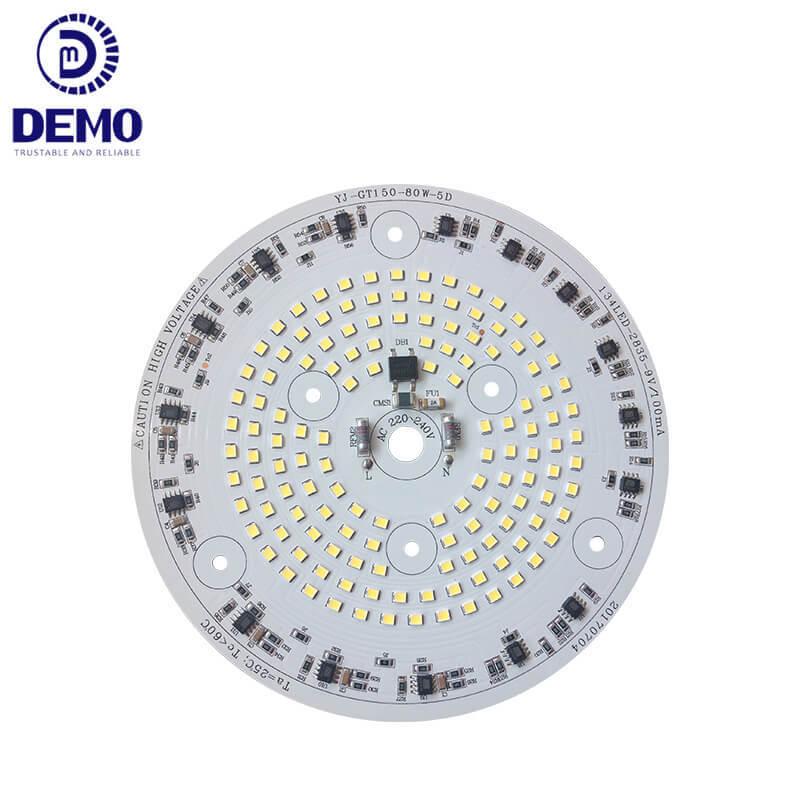 80W 220V DOB AC LED Module For Workshop Lights