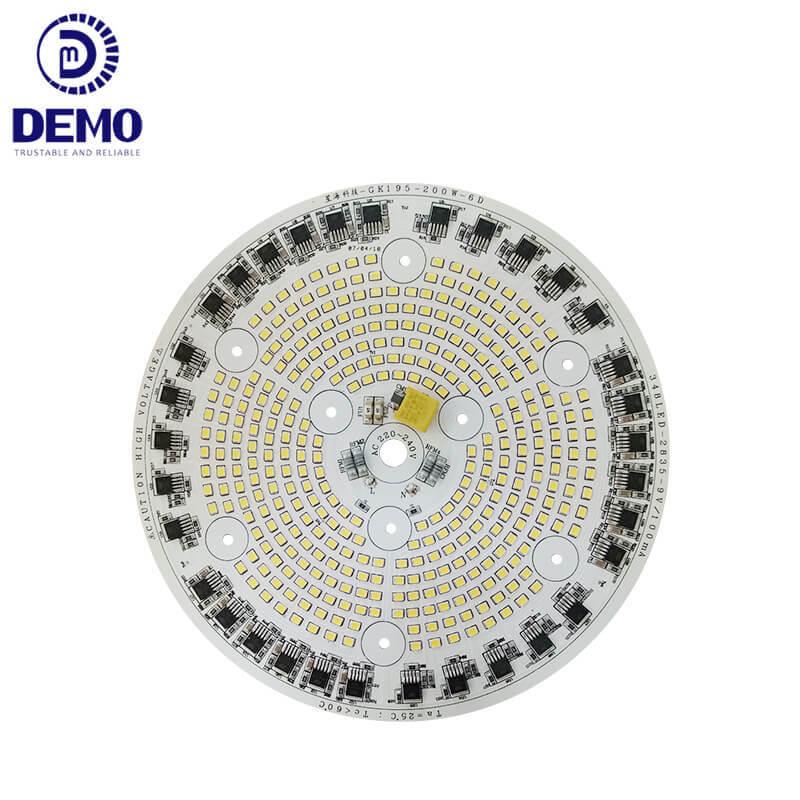 200W 220V DOB AC LED Module For Canopy Lights