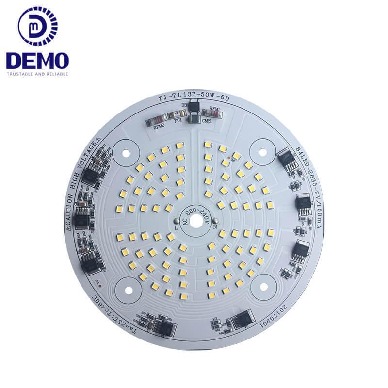 50W 220V DOB AC LED Module For Explosion-proof LED Lights