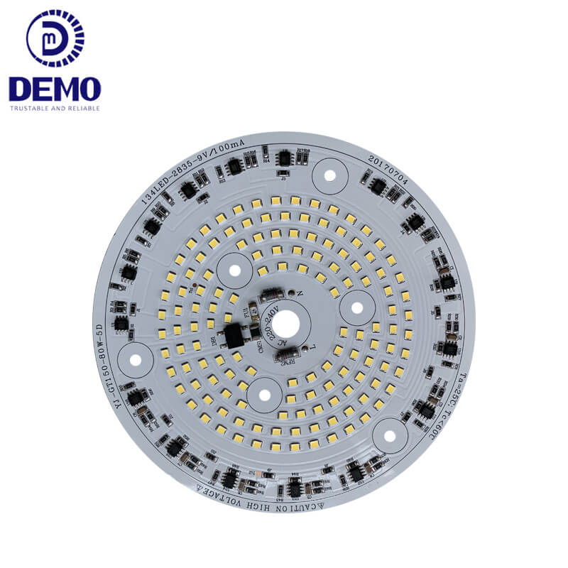 Demo stable high power led module manufacturers for Lathe Warning Light-1