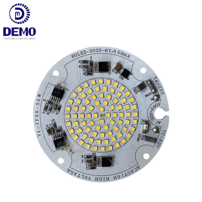 Demo stable high power led module manufacturers for Lathe Warning Light-2