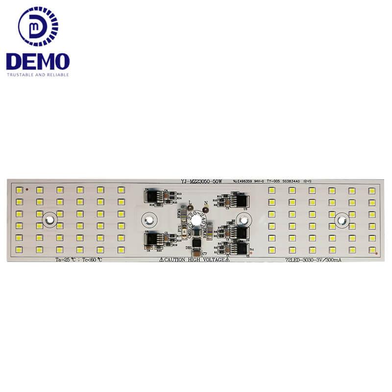 durable round led module streetlights types for Solar Street Lamp-1