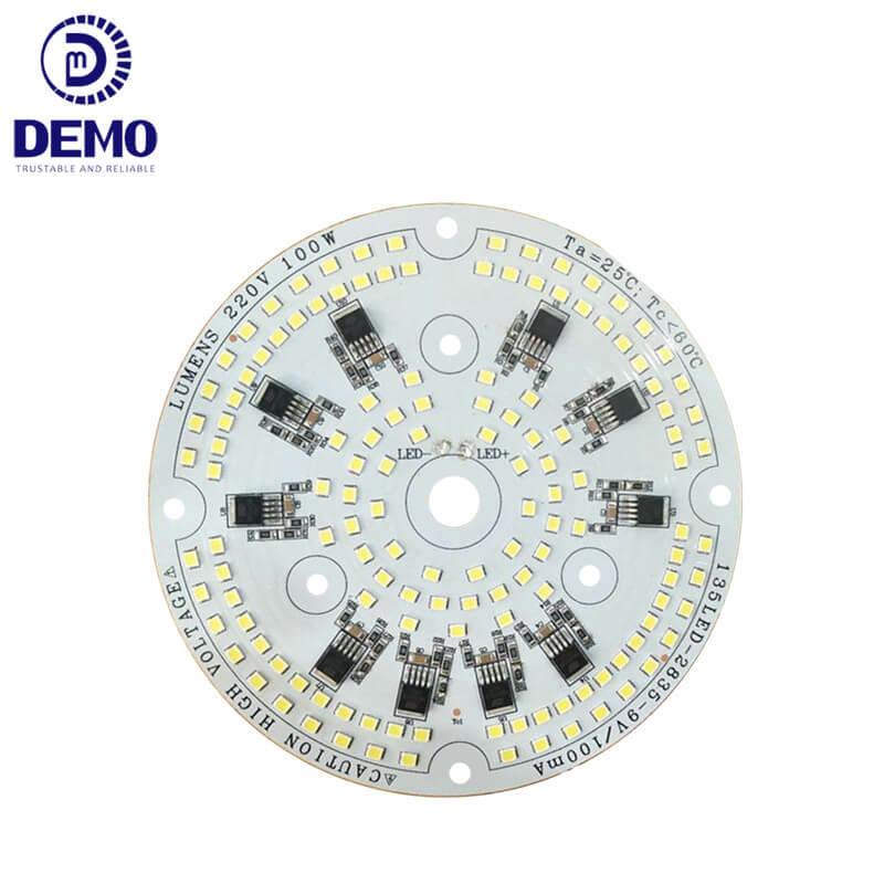 100W 220V DOB AC LED Module For T-shape Bulb Light