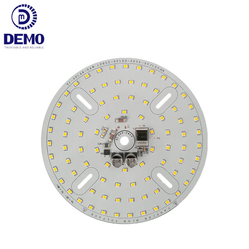 reliable round led module downlight experts for Lawn Lamp-2