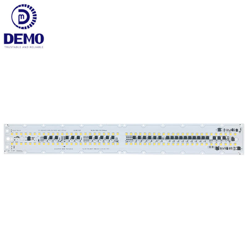 Demo dimmable round led module owner for Solar Street Lamp-1