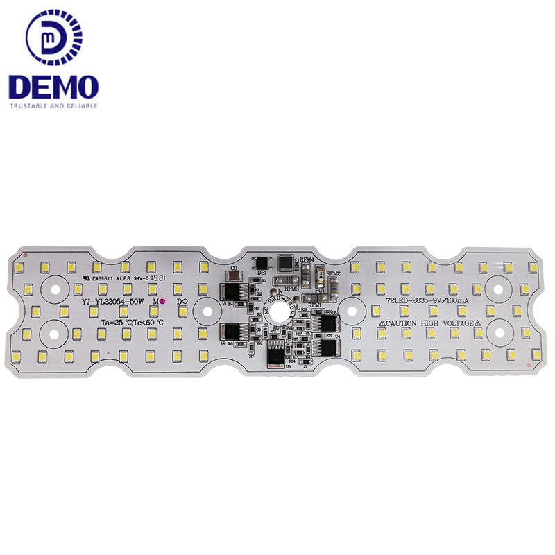 Demo exquisite round led module manufacturers for Lawn Lamp-1