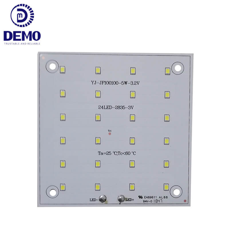 Demo affirmative 20w led module check now for Forklift Lamp-1