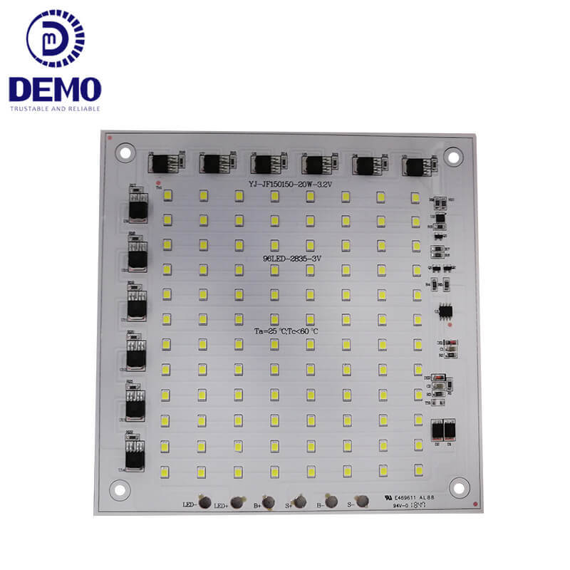 Intelligent Control Integrated Solar LED Module For Solar Courtyard And Lawn Lamps And Lanterns