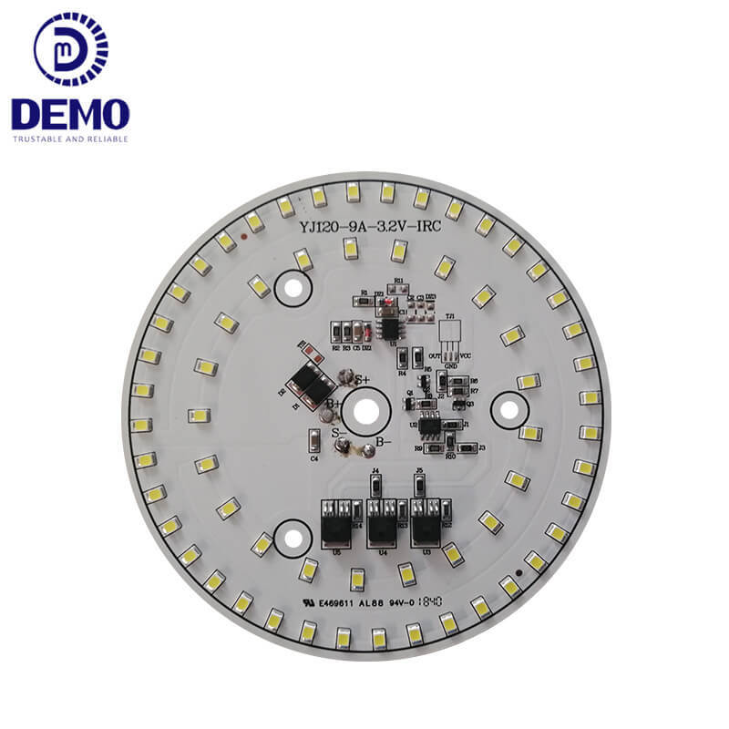 Intelligent Control Solar LED Module For IR Induction Solar Garden And Landscape Lights