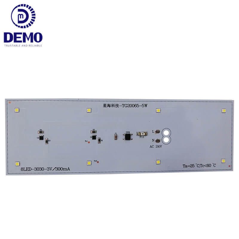 Demo nice led module manufacturers assurance for T-Bulb-1