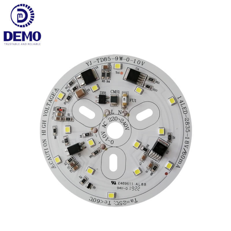 0-10V Dimmable 220V AC DOB LED Module For Downlight
