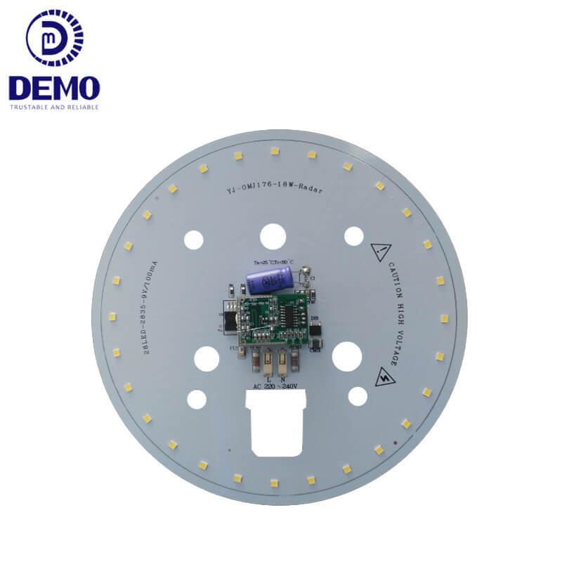DOB 220V AC LED Module For Motion Induction LED Lig